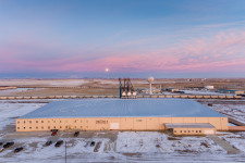 Dr. Elsey's Cheyenne Production Plant