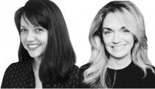 Ann Zagaroli and Mary Gallic, new Directors at Grace Blue