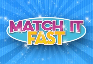 Match It Fast - Logo