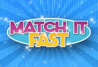 Match It Fast - Logo