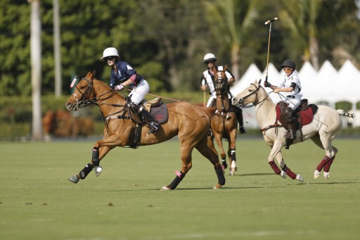 U.S. Polo Assn. Announces Polo Player Hope Arellano as Global Brand Ambassador on International Women's Day