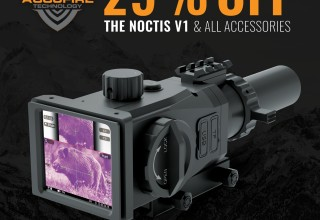 Accufire Technology Noctis V1 25% OFF