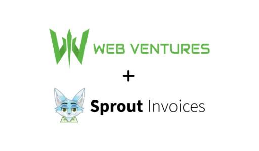 Web Ventures Announces Acquisition of Sprout Invoices