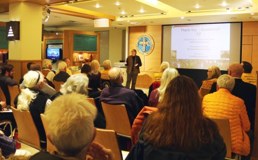Scientology Open House on How to Survive a Disaster
