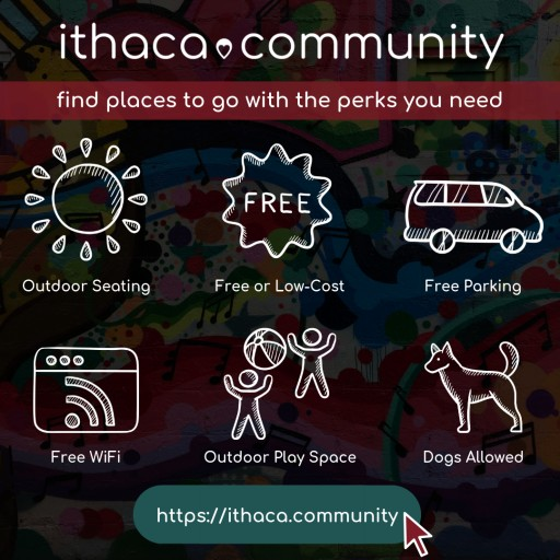 Ithaca.Community Website Launches to Help Ithacans Find What They're Looking For