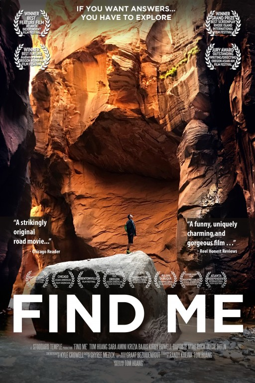 Award-Winning Indie Film 'Find Me' to Be Released to Public Audiences May 31