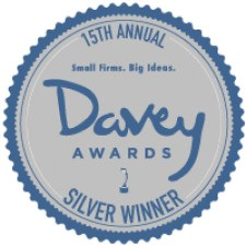 Davey Silver Award Winner
