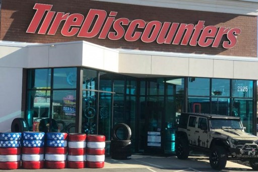 Tire Discounters Raises Over $20,000 to Support Wounded Warrior Project®