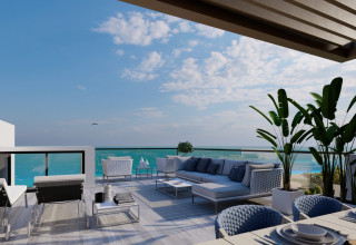 Private Rooftop Terrace with Atlantic Views