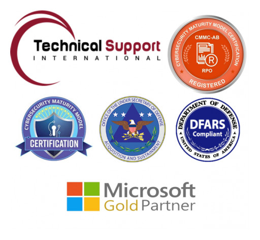 TSI Achieves CMMC Level 3 Compliance Readiness Review