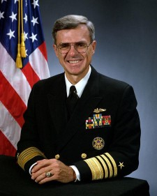 Admiral Bill Owens