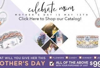 Flyer for Mother's Day Promotion
