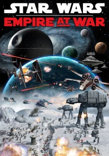 Star Wars: Empire at War Box Cover