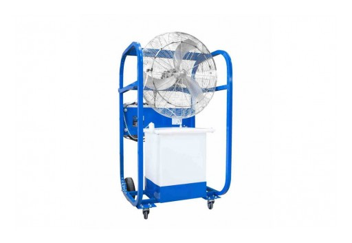 Larson Electronics Releases Explosion Proof Portable Evaporative Cooling System, 220V 60Hz