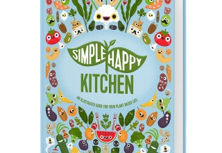 Simple Happy Kitchen Book