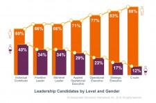 The Gender Gap in the Leadership Pipeline