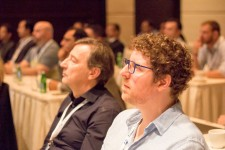Delegates at the Falcon Technologies International Customer Seminar
