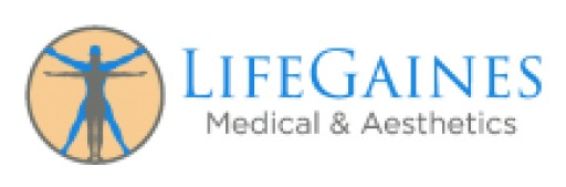 LifeGaines Medical and Aesthetics in Boca Raton Offers Ketamine Treatment for People With Anxiety and Depression