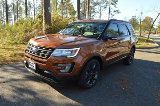 Beach Ford Blog: The 2017 Ford Explorers Have Arrived at Beach Ford in Myrtle Beach