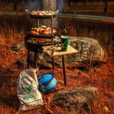 KUDU Open Fire Cooking System