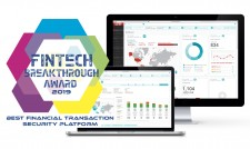 FourStop Wins 2019 FinTech Breakthrough Award for Driving Innovation in Risk Management and Fraud Defence