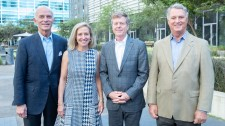 Five new members have joined the Gladstone Foundation Board