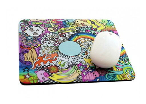 Sunrise Hitek Prints Custom Mouse Pads in Any Shape