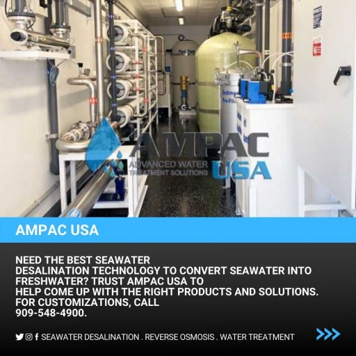 The Need for Reverse Osmosis - Industrial Reverse Osmosis and Commercial Reverse Osmosis is Rising