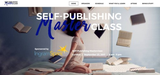 Self-Publishing Masterclass: Learn to Prepare, Publish & Promote Like a Pro