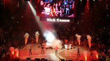 Fog Bursts Energize A Live Show Featuring Nick Cannon