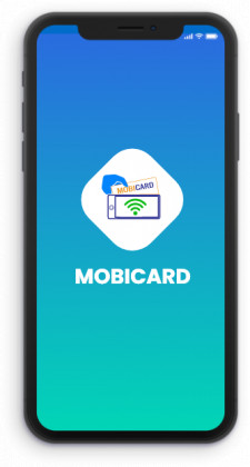 MobiCard application