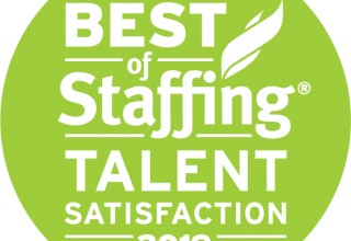 2019 Best of Staffing Talent Award