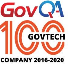 GovQA Recognized as GovTech 100 Company for 2020