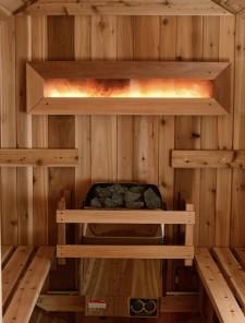 Himalayan Pink Salt Sauna Accessory