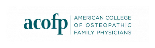 American College of Osteopathic Family Physicians Recognizes Excellence in the Profession