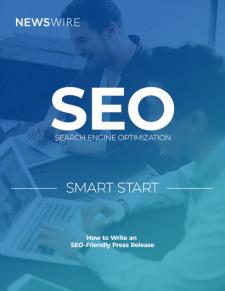 SEO Smart Start Guide Cover