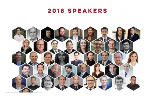 3DHEALS2018 Global Healthcare 3D Printing and Bio-Printing Summit: Join the Genius Tribe