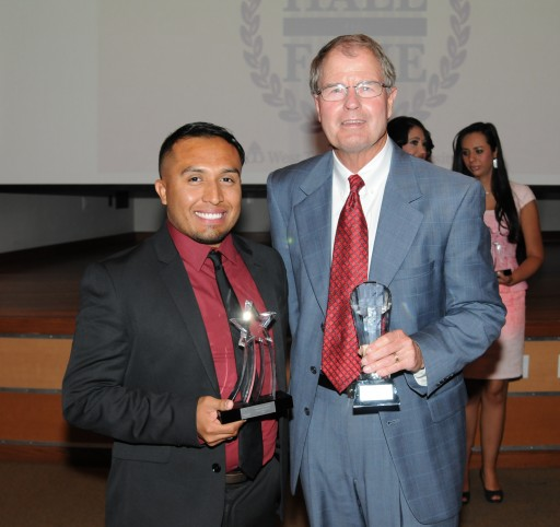 Street Toyota and Street Automotive Advertising Director Are Honored at WTAMU Communication Hall of Fame Ceremony