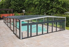Excelite New designed swimming pool enclosure