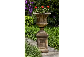 Smithsonian Classical Urn with Barnett Pedestal