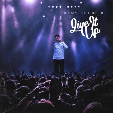 Ramy Khodeir's Live It Up Artwork
