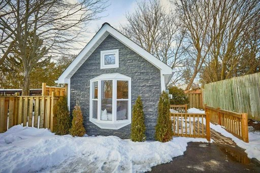 Dan Plowman Team Realty Inc. Lists Spectacular Brand-New Tiny Home in Oshawa, Ontario
