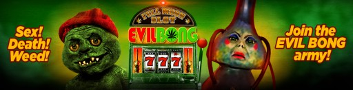 The Weed Weirdos Are Back in Charles Band's EVIL BONG 777