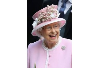 Queen Elizabeth has a perfect G score