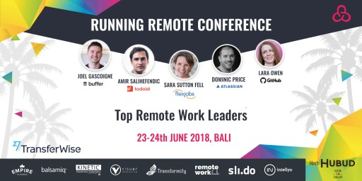 Aussie Businesses Learn Strategies on How to Build and Scale Their Remote Teams to the Next Level in Bali