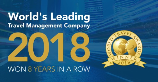 FCM Ends 2018 on a High After Winning World's Leading Travel Management Company Trophy for 8th Year Running