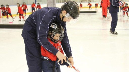 Florida Panthers Launch Two New Hockey Programs