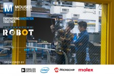 Mouser EIT 'Generation Robot' Program
