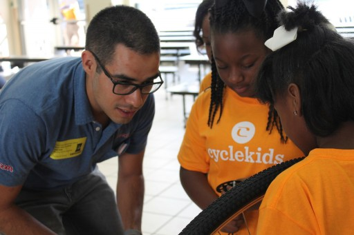 WOOM Bikes USA and CYCLE Kids, Inc. Create a Partnership for Children's Health