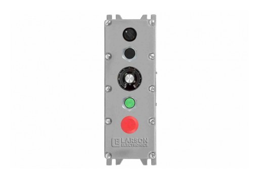 Larson Electronics Releases Explosion Proof Control Station, 10k Potentiometer, CID1/CIID1
